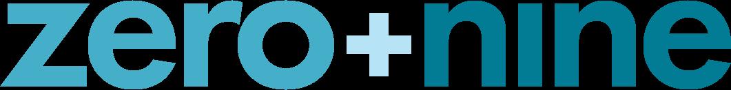 Zero + Nine Logo
